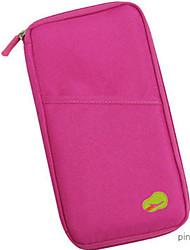 Недорогие -Сумочка для путешествий Компактность Хранение в дороге для Компактность Хранение в дороге Черный Розовый Зеленый Синий Винный