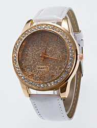 cheap -Women's Watches New Geneva Color Belt Quartz Watch Casual Eyes Decorative Watches Cool Watches Unique Watches Fashion Watch