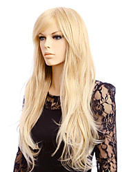 cheap -Europe And The United States The New Light Golden Natural Long Wig