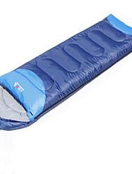 cheap -Sleeping Bag Rectangular Bag Single 10°C Hollow Cotton Keep Warm Moistureproof/Moisture Permeability Waterproof Windproof Dust Proof 220X