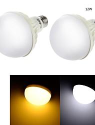 Недорогие -e26 / e27 светодиодные шарики c35 18 smd 5630 850lm теплый белый холодный белый 3000k / 6000k декоративный AC 220-240v