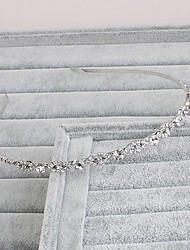 cheap -Rhinestone Headbands Headpiece Wedding Party Elegant Feminine Style