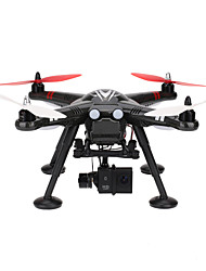 cheap -RC Drone WL Toys X380-C 4CH 6 Axis 2.4G With HD Camera 1080P RC Quadcopter One Key To Auto-Return Failsafe Headless Mode Control The
