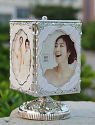 cheap -Music Box Frames Children'S Swing Sets Wedding Photoframe Combination Put 5-Inch 4 Wholesale Rotating Sound Studio