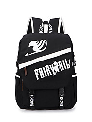 Bag Inspired by Fairy Tail Lucy Heartfilia Anime Cosplay Accessories Bag Backpack Canvas Male Female