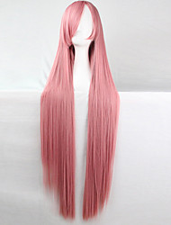 cheap -Anime Cosplay Wigs Chisato 100 CM Long Straight Hair High Temperature Wire