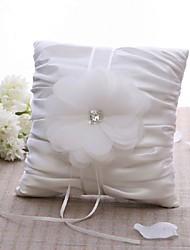 белый 1 лепесток сатин свадебный магазин классическая тема свадьба& вечеринка