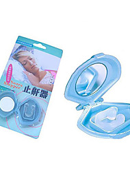 cheap -Rubber Snore Reducing Aids Health Care Snore Reducing Chin Strips Comfortable Travel Rest Non Toxic U Shape
