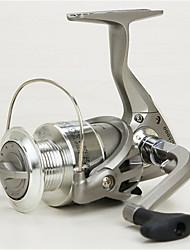 Недорогие -Спиннинговые катушки 5.5:1 Передаточное число+8.0 Шариковые подшипники Рука Ориентация Заменяемый Морское рыболовство / Спиннинг / Пресноводная рыбалка - SC5000 / Обычная рыбалка