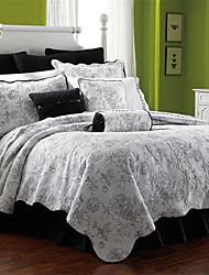 Floreale Piumini Materiale Copri cuscino (2 pz.) 1 copriletto