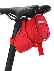 baratos -ROSWHEEL® Bolsa de BicicletaBolsa para Bagageiro de BicicletaÁ Prova-de-Água / Camurça de Vaca á Prova-de-Choque / Vestível /