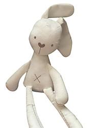 abordables -Rabbit Animales de peluche y de felpa Bonito Novedades Dibujos Felpa Chica Regalo