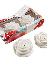 Ceramica Bomboniere Pratiche-2 Utensili da cucina / Bomboniere Tea Party Giardino / Asiatico / Farfalle / Classico / Favola Bianco
