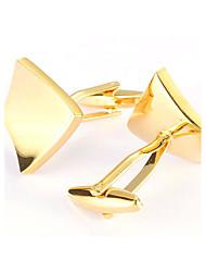 billige -Gylden Manchetter Legering Kontor / Afslappet Herre Kostume smykker Til