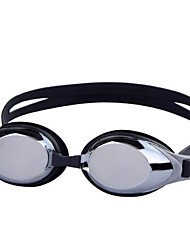 cheap -Swimming Goggles The High Clear Light Waterproof Anti-fog Swimming Glasses for Men and Women