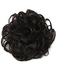 cheap -Wig Black 6CM High-Temperature Wire Hair Circle Colour 2/33