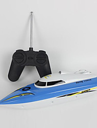 Недорогие -LY HQ2011-15 1:10 RC лодка Бесколлекторный электромотор 4ch