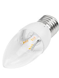 cheap -E14 B22 E26/E27 LED Candle Lights Recessed Retrofit 18LED SMD 2835 350-400 lm Warm White Cold White 2800-3500/6000-6500 K Dimmable AC