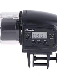 Недорогие -Цифровой ЖК-автоматический аквариум бак устройство автоматической подачи корма для рыб таймер кормления автоматический податчик рыбы корм