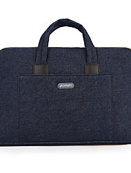 cheap -Fopati® 15inch Laptop Case/Bag/Sleeve for Lenovo/Mac/Samsung Black/Blue/Gray