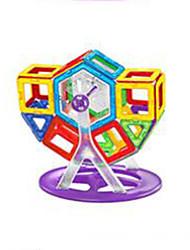 Недорогие -Измененный Тайра магнитные блоки (94 магнитные таблетки, 41 штук карты, колесо обозрения, колесо)