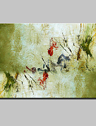 Large Size Hand Painted Modern Abstract Canvas Oil Painting Wall Art Picture With Stretched Frame Ready To Hang
