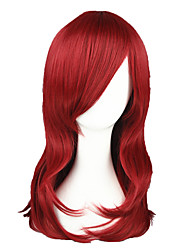 cheap -Cosplay Wigs Naruto Victorique De Blois Anime Cosplay Wigs 55 CM Heat Resistant Fiber Men's Women's