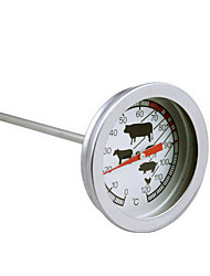 Недорогие -термометр барбекю (0-120 ℃)
