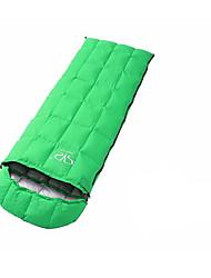 Schlafsack Rechteckiger Schlafsack Einzelbett(150 x 200 cm) 20 Enten Qualitätsdaune 1500g Camping Strand Reisen DraußenWinddicht warm