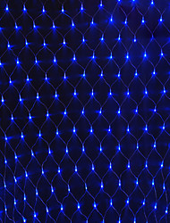 3*2M Net String Light 200Led Mesh Fairy Lights Decoration Lighting For Party Wedding Ac220V 110V