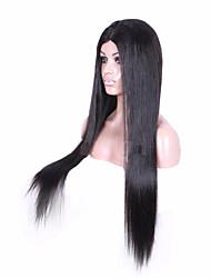 100% não transformados peruanas perucas de cabelo humano virgem 4 * 4 glueless seda top perucas cheias do laço de seda em linha reta