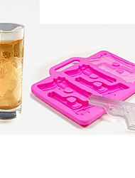 Pistol Shape Ice Mold