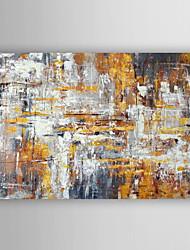 ručně malované olejomalba abstraktní Gothenburg s natažené rámem 7 stěny arts®