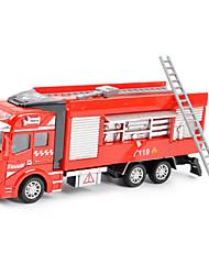 Недорогие -детская игрушка автомобиль грузовик 1:48 задней сплава автомобиля игрушечной модели экскаваторов 1:48 воды лафет (9шт)