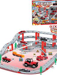 Недорогие -Дибанг - 1:43 электрический грузовик Ассамблеи сплава серии Мотовоз детская игрушка автомобиль модель (2 boxespcs)