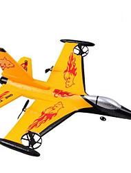 Недорогие -9106 F16 10.2 CM 2.4G Самолет на радиоуправлении Пульт Yправления USB кабель 1 батарея для дрона Руководство пользователя Летательный