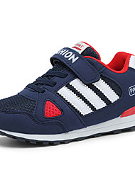 Garçon-Extérieure / Décontracté / Sport-Bleu / Blanc / Bleu royalBout Arrondi-Sneakers-Toile