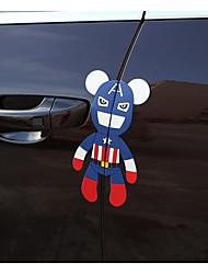 abordables -coche Chevrolet / Chevrole / BMW Rojo / Azul Pegatinas de Coche