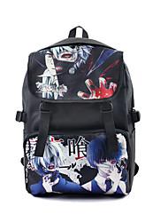 Bolsa Inspirado por Tokyo Ghoul Fantasias Anime Acessórios para Cosplay Bolsa mochila Náilon Masculino Feminino