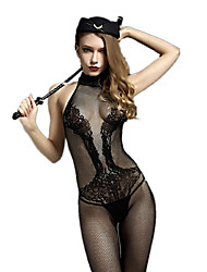 cheap -Women's Sexy Lace Soft Yarn Flirting Temptation Lingerie Suits