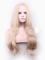 cheap -Synthetic Wig Natural Wave Women's Carnival Wig Halloween Wig Synthetic Hair