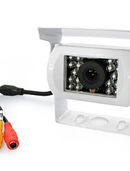 baratos -Rear View Camera - Sensor CCD 1/4 - 170° - 420 Linhas TV