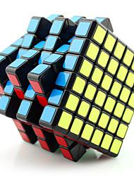 billige -Rubiks terning YONG JUN 6*6*6 Let Glidende Speedcube Magiske terninger Puslespil Terning Professionelt niveau / Hastighed / Konkurrence Gave Klassisk & Tidløs Pige