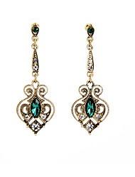 cheap -Women's - Party / Bohemian / Fashion Golden Geometric Earrings For Party / Daily / Casual
