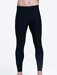 SBART Men's Dive Skins Wetsuit Pants Wetsuits Ultraviolet Resistant Compression Tactel Diving Suit Swimwear Diving Suits-Diving Surfing