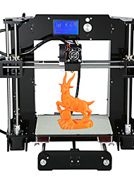 Anet A6 Desktop 3D Printer Kit Big Size High Precision  Diy 3D Printer