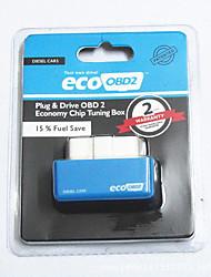 abordables -ecoobd2 OBD pour l'économie de carburant diesel ajuster les émissions de carburant
