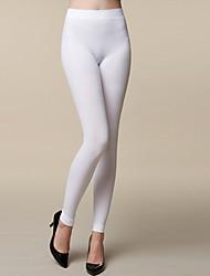 Spring Autumn Women Warm Pantyhose,Firm Non-woven Cotton / Velvet / Spandex Slim Sexy Leggings Pants