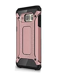 povoljno -Θήκη Za Samsung Galaxy Samsung Galaxy Note7 Otporno na trešnju Stražnja maska Oklop Mekano Silikon za Note 7 / Note 5 / Note 4