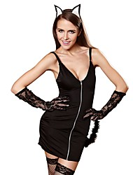Robe de chambre Ultra Sexy Body Uniformes & Tenues Chinoises Costumes Nuisette & Culottes Chemises & Blouses Jarretière Lingerie en